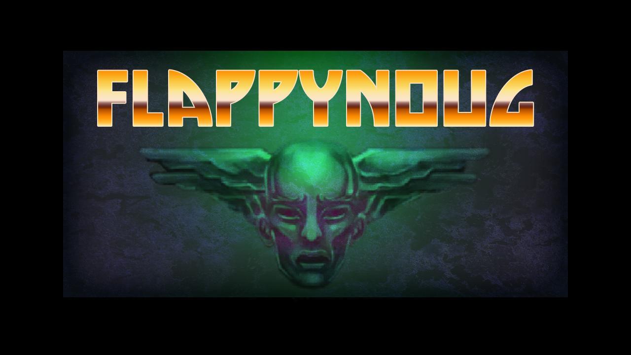 Screenshot of Flappynoug Ouya