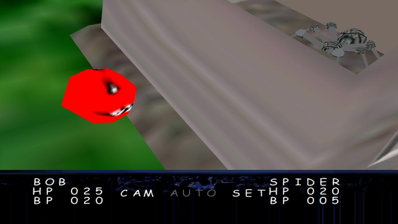 Screenshot of Mupen64Plus FZ Emulator