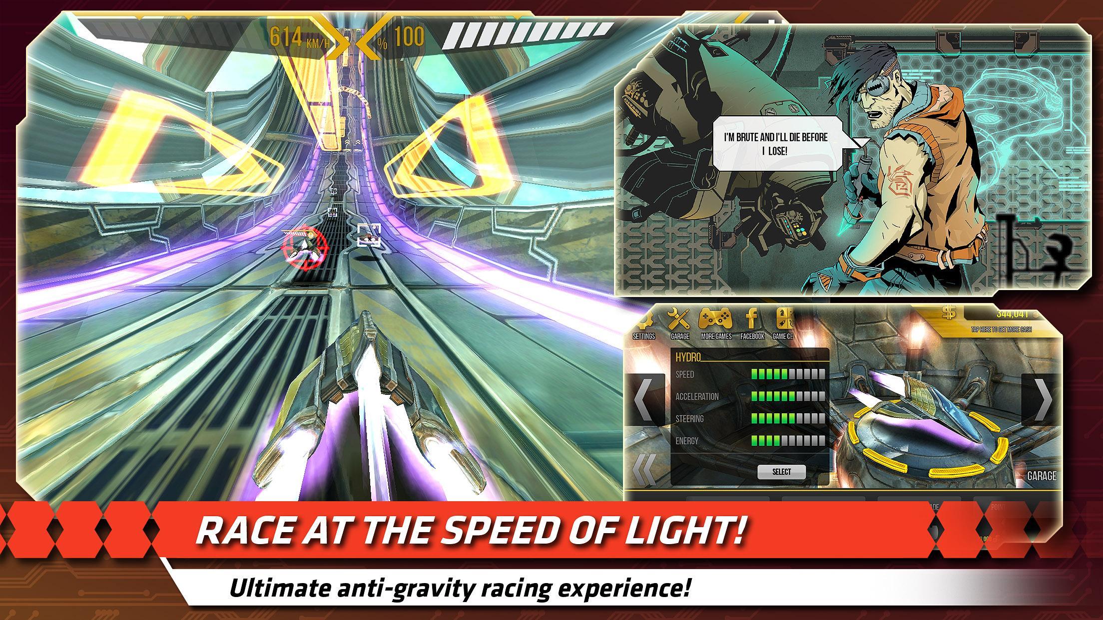 Screenshot of FLASHOUT 2