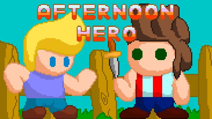 Screenshot of ../game/pompipompi.platformer.afternoonhero.htm