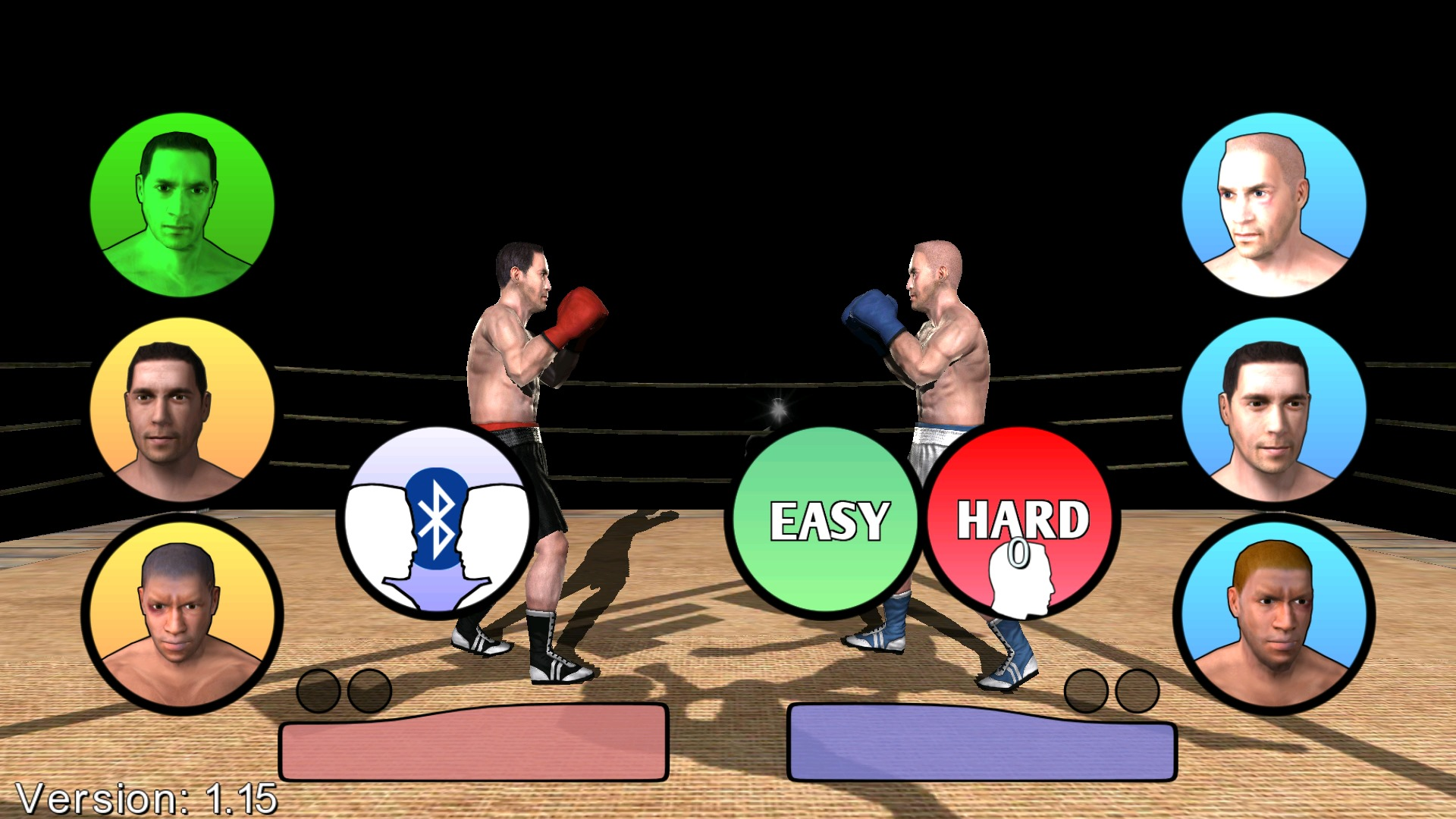 Screenshot of Concussion Boxing