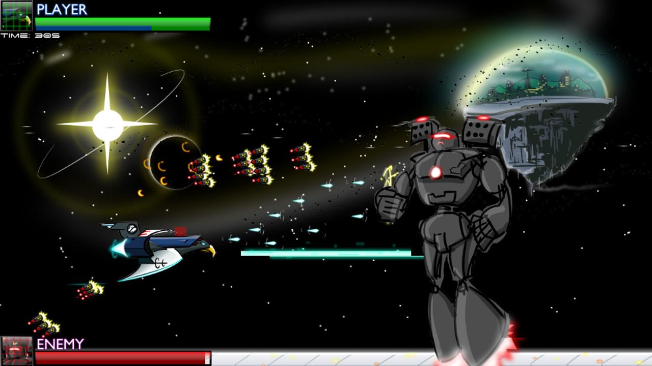 Screenshot of Maximum Overkill