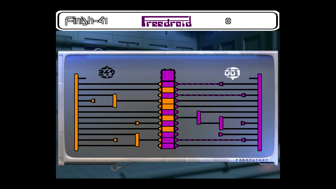 Screenshot of Freedroid