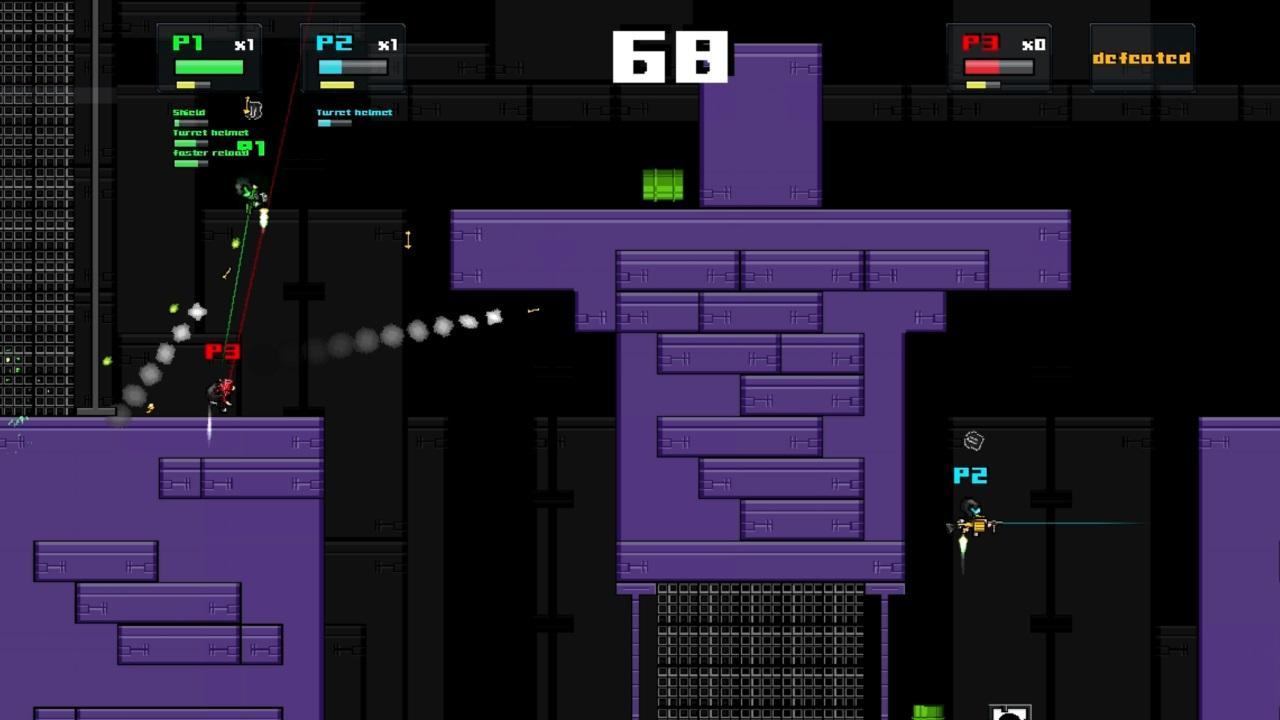 Screenshot of Friendly Fire