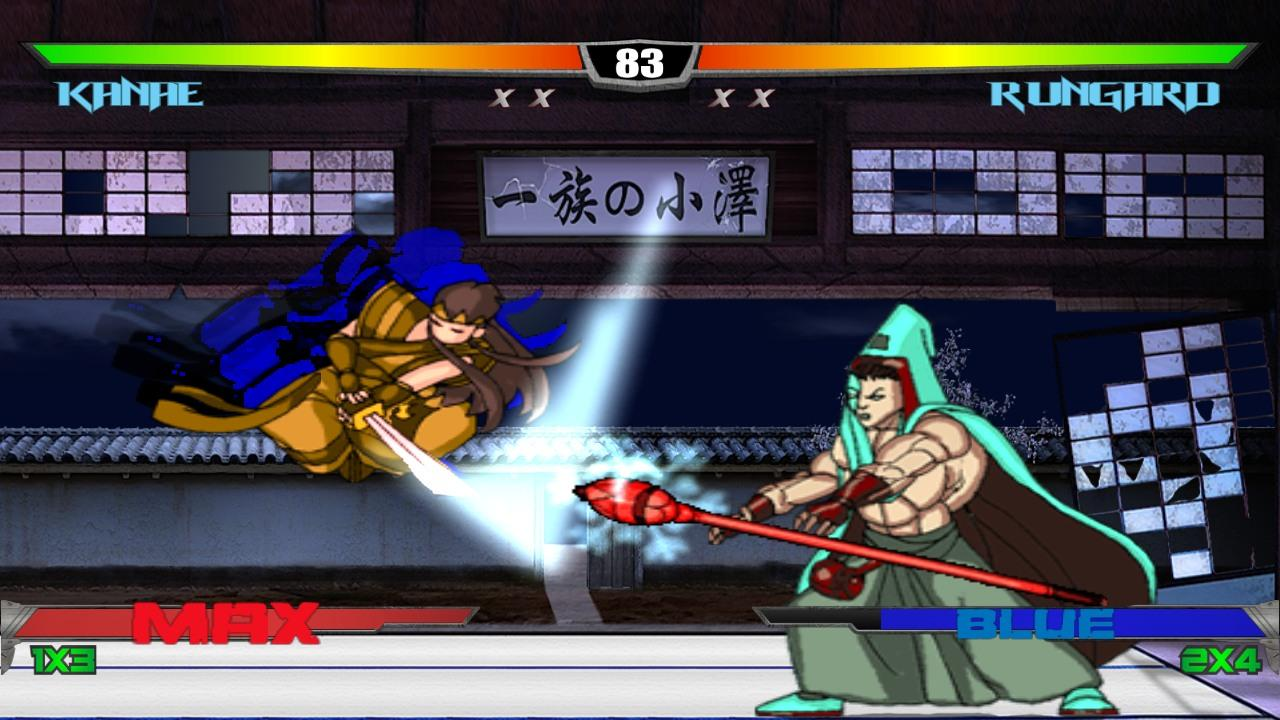 Screenshot of Slashers: The Power Battle