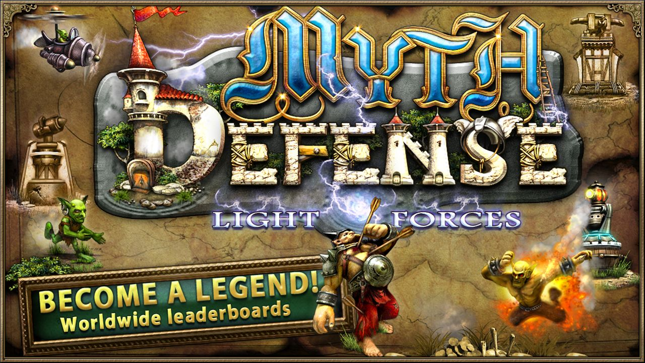 Screenshot of Myth Defense: LF