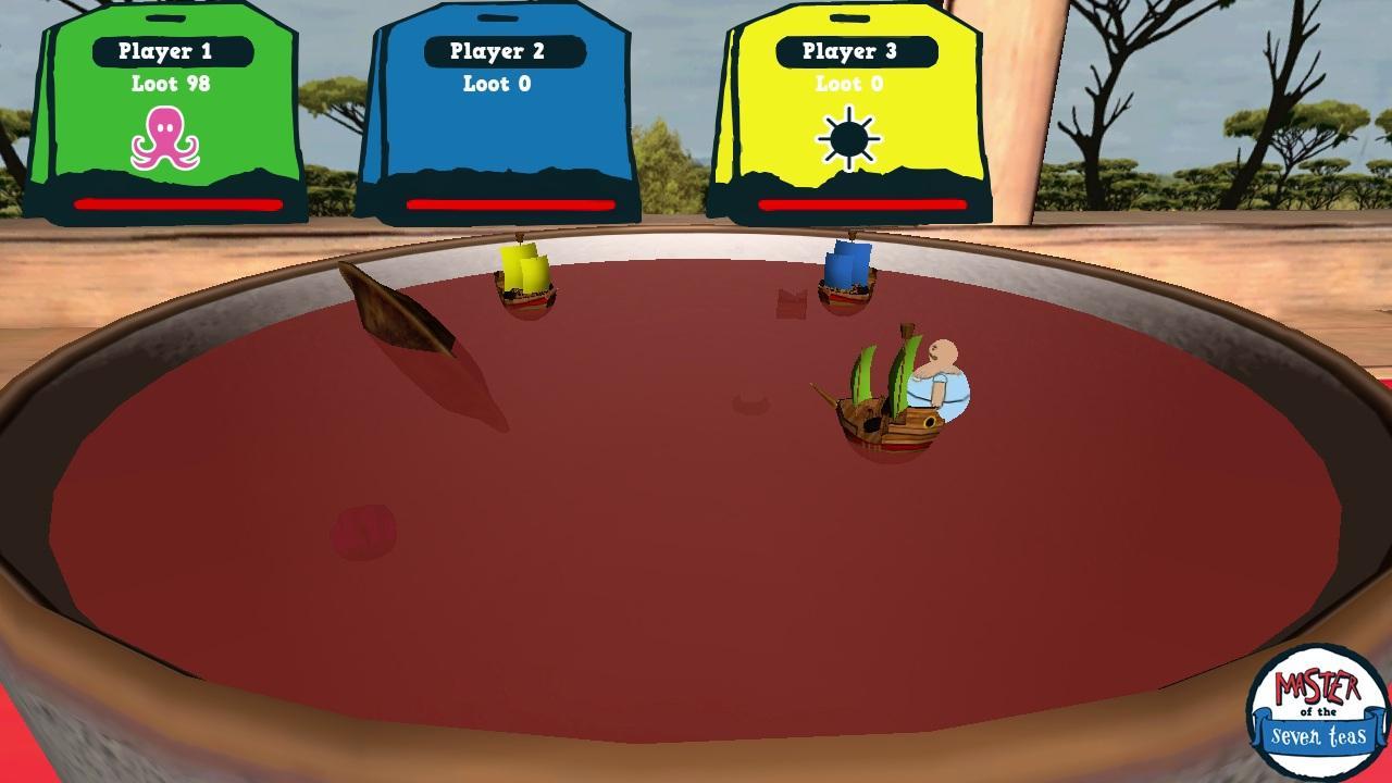 Screenshot of Master of the Seven Teas
