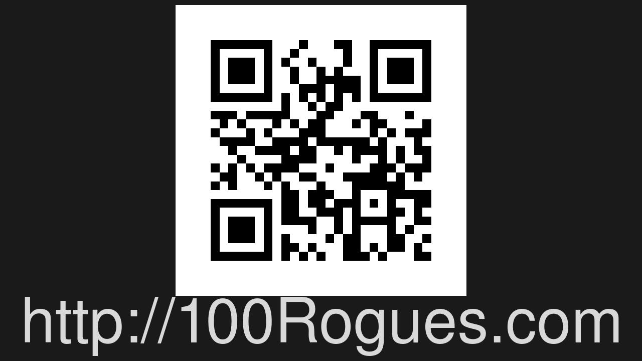Screenshot of 100 Rogues