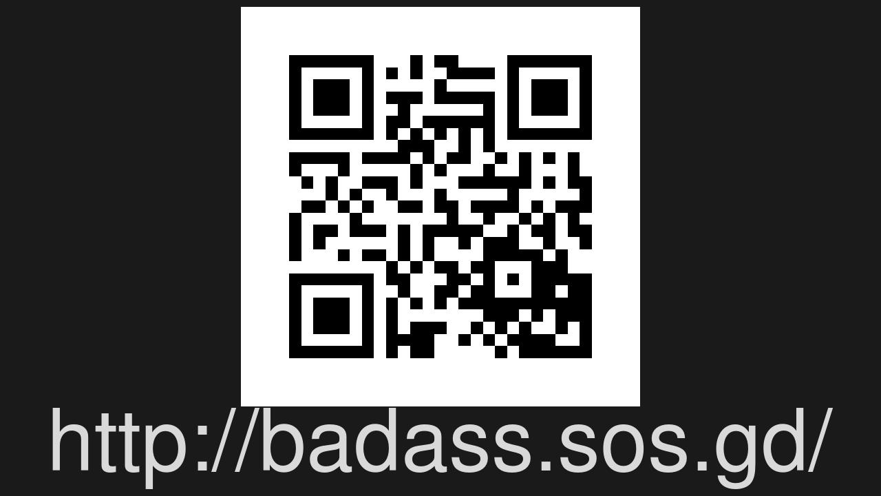 Screenshot of Badass