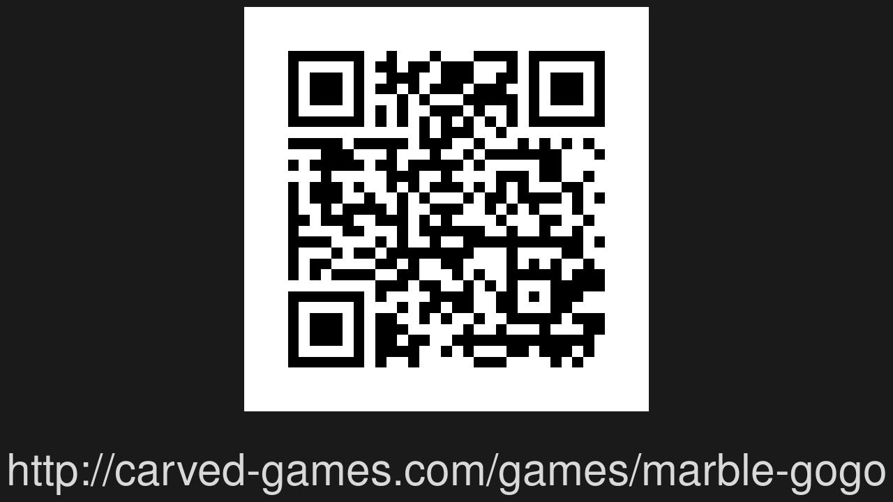 Screenshot of Marble GoGo