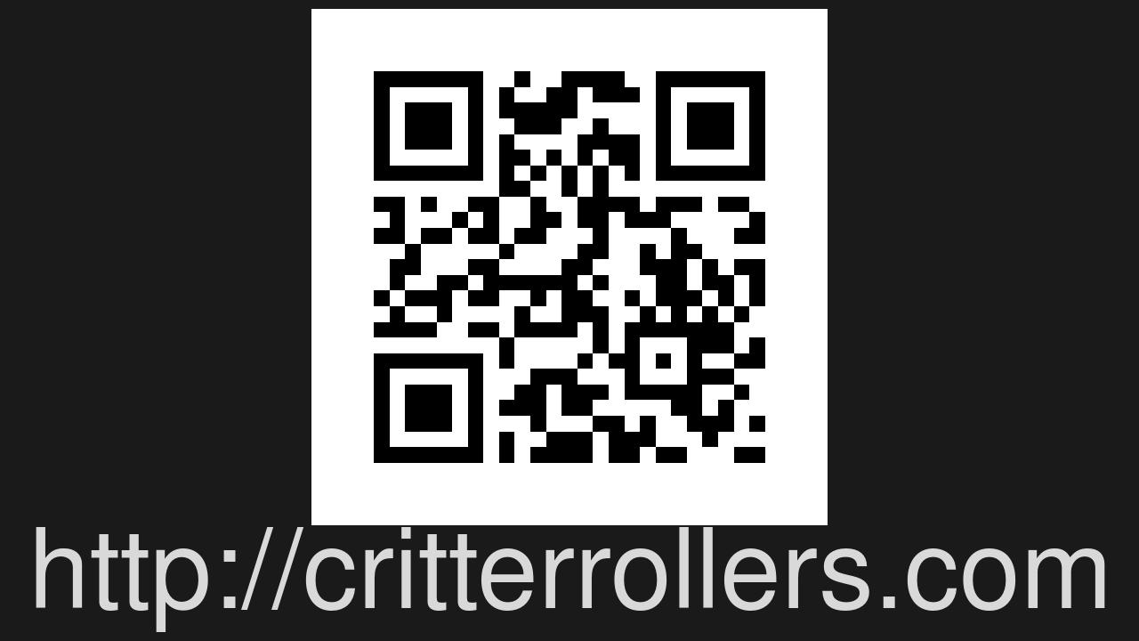 Screenshot of Critter Rollers
