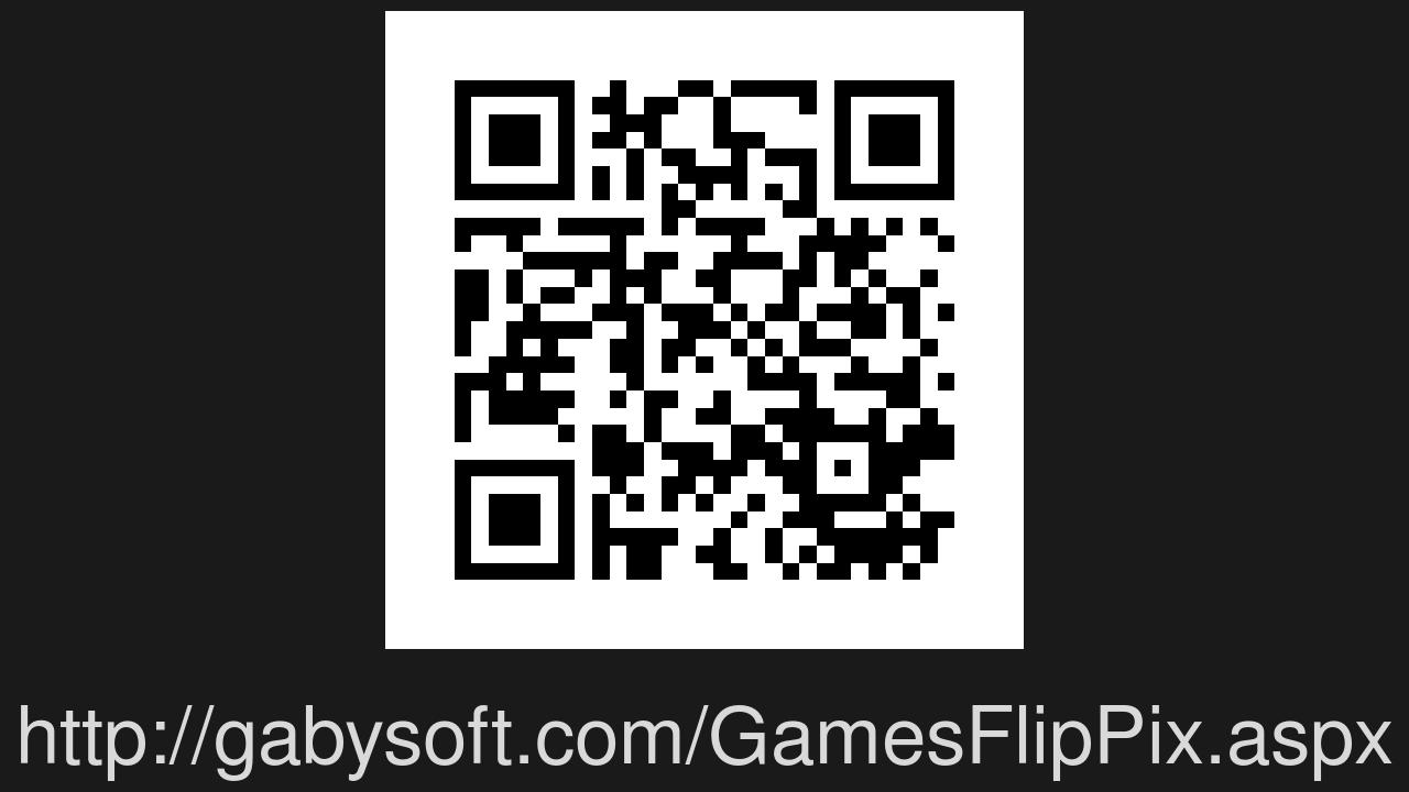 Screenshot of FlipPix Art