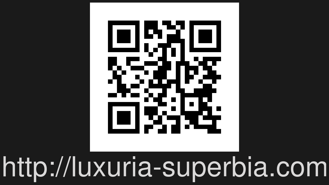 Screenshot of Luxuria Superbia
