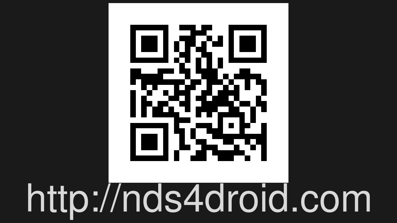 Screenshot of nds4droid