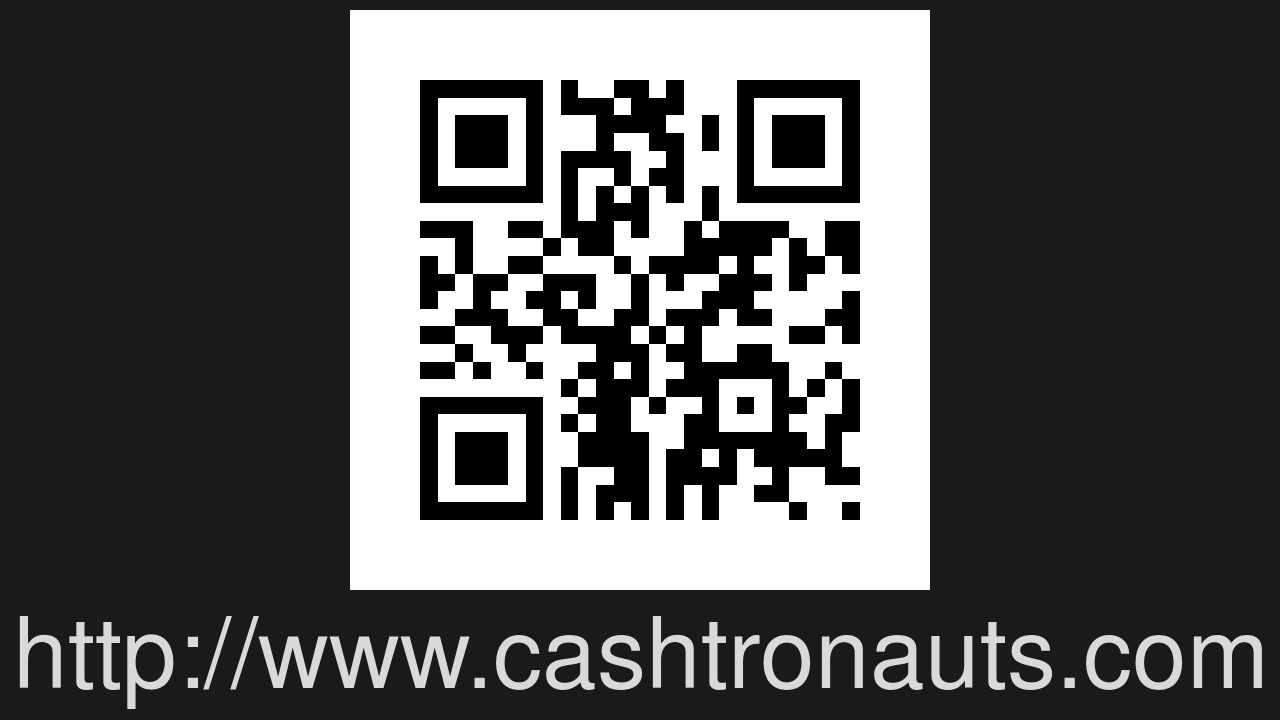 Screenshot of Cashtronauts