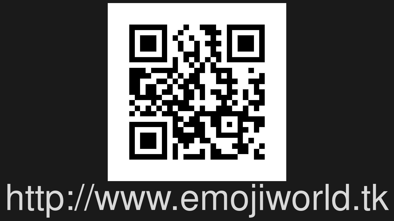 Screenshot of Emoji World