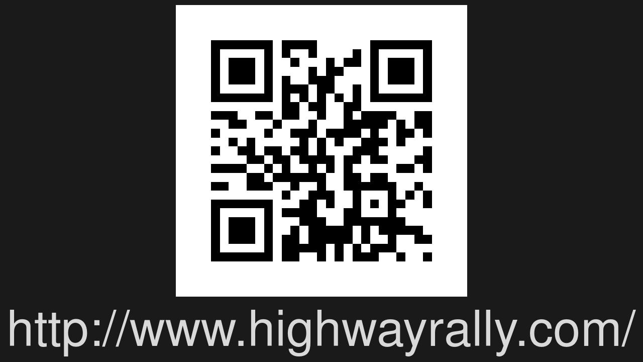 Screenshot of Highway Rally