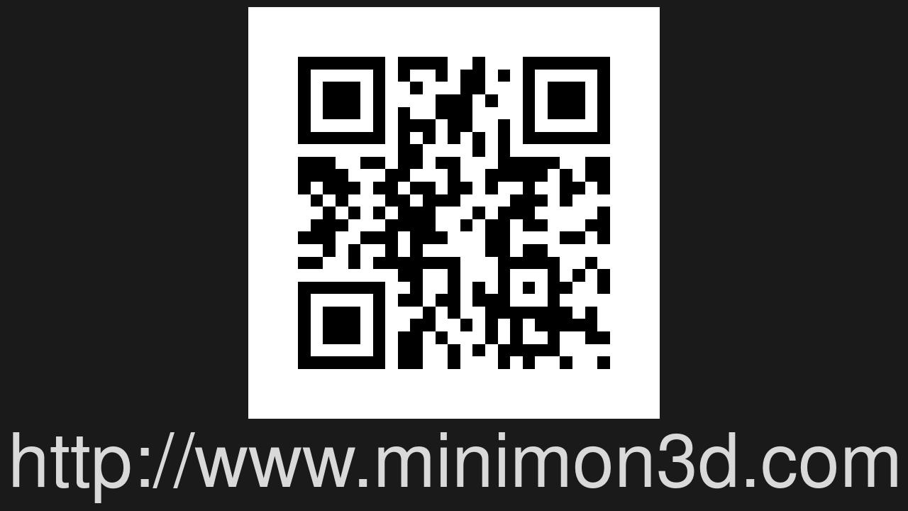Screenshot of Minimon 3D