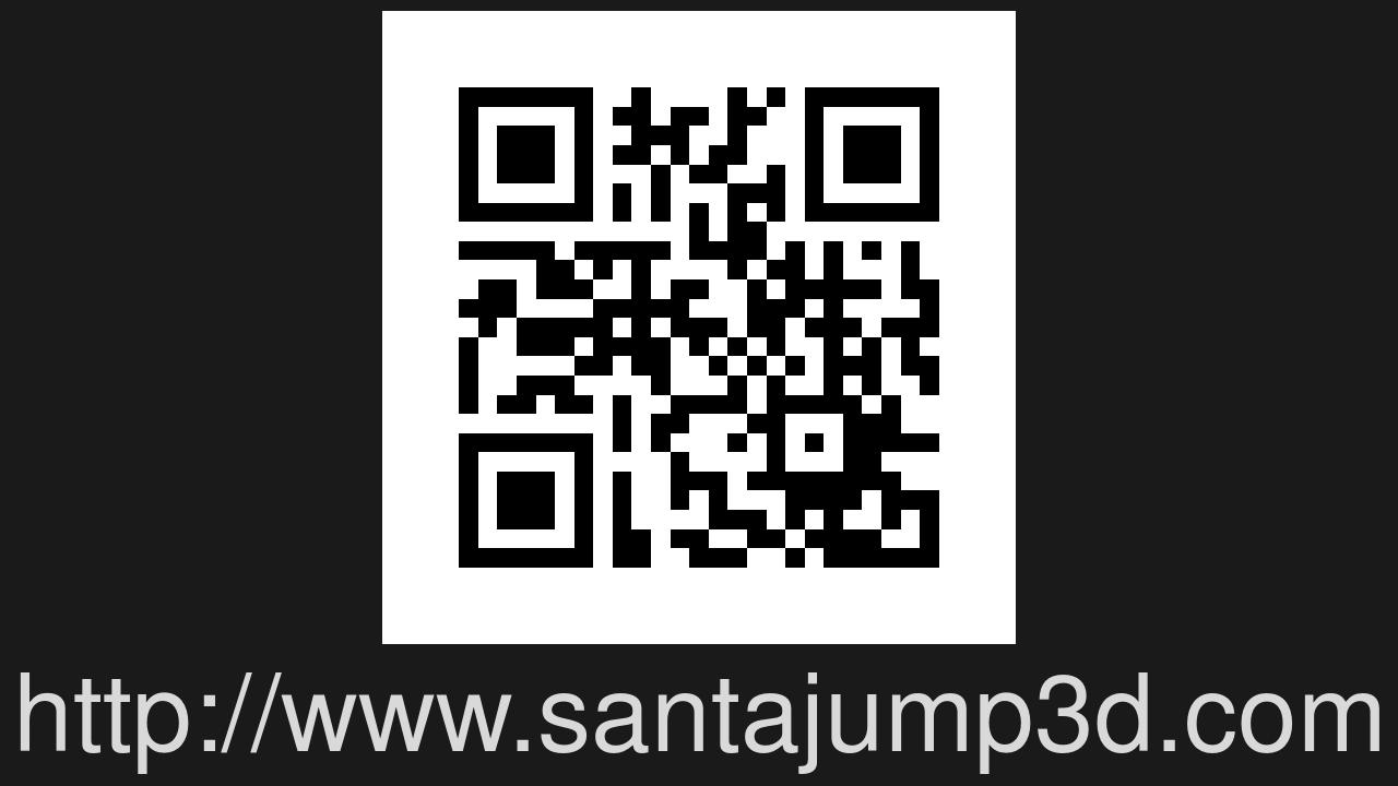 Screenshot of Santa Jump 3D