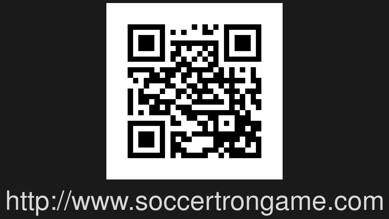 Screenshot of Soccertron