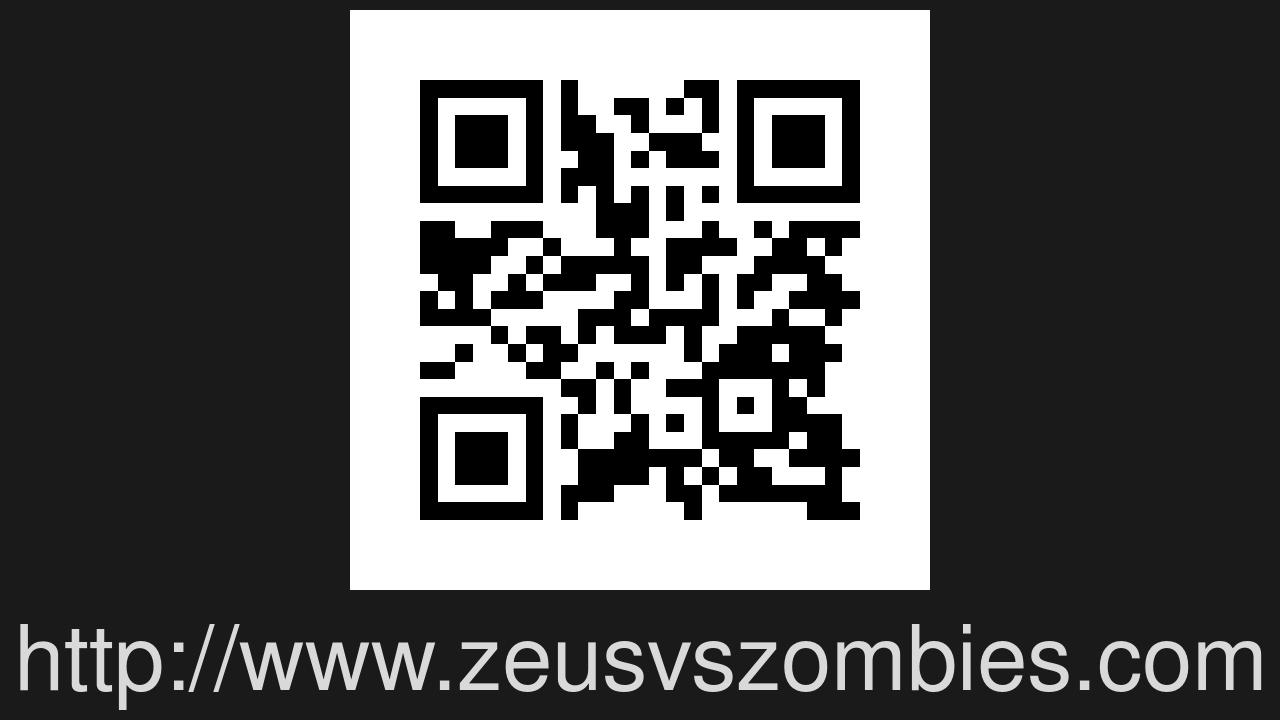 Screenshot of Zeus vs Zombies