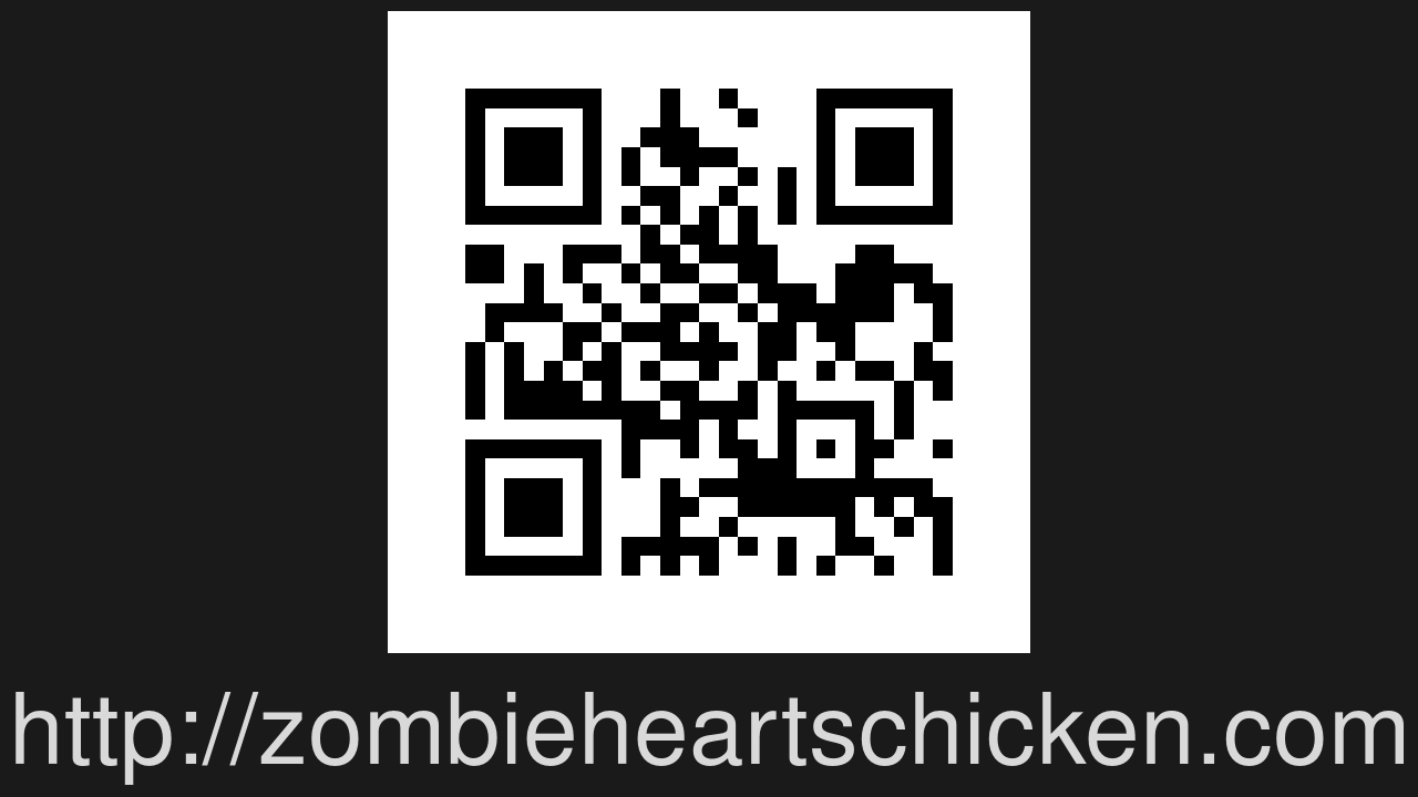 Screenshot of Zombie Hearts Chicken