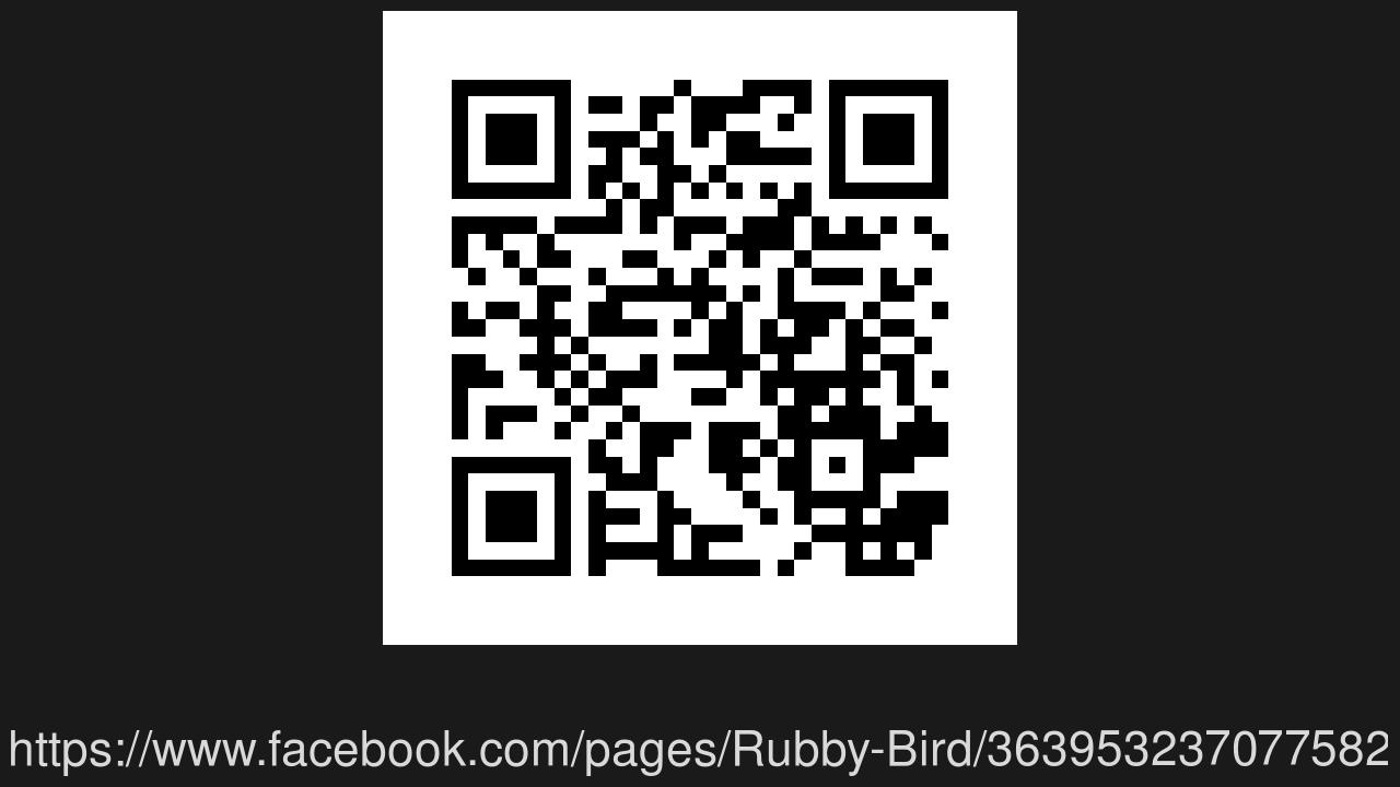 Screenshot of Rubby Bird