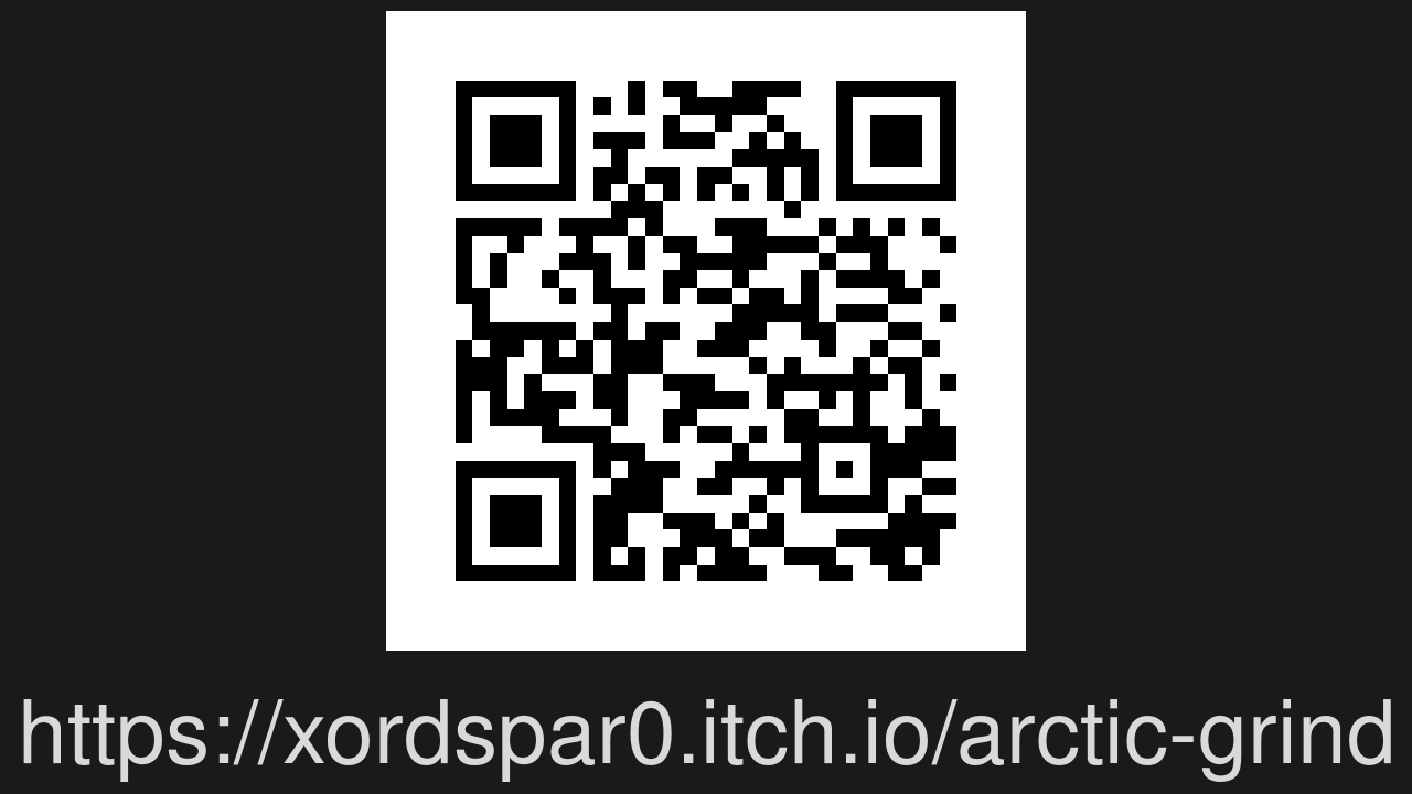 Screenshot of Arctic Grind OWGJ 2020